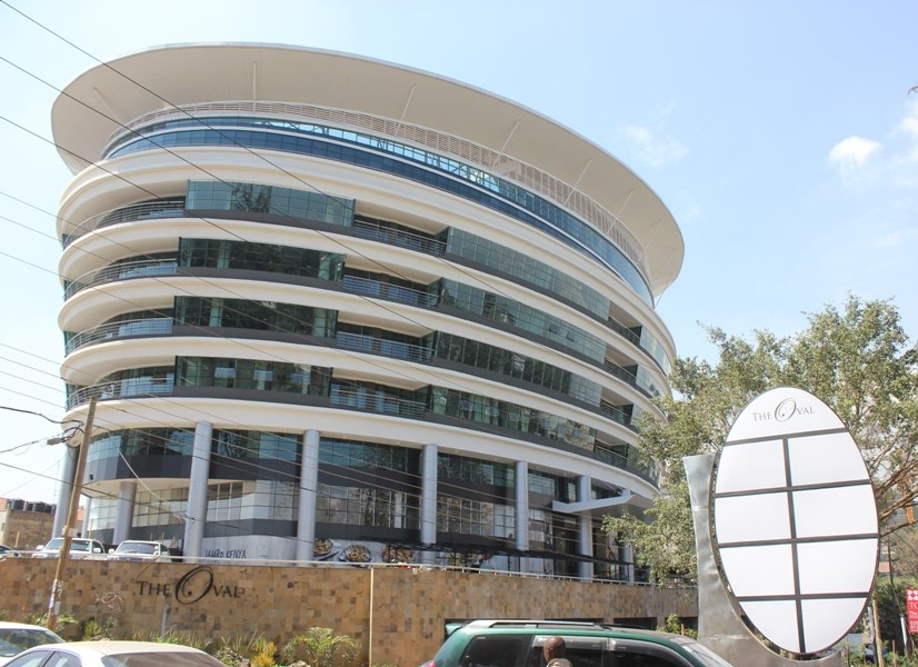 The Oval Office Space Westlands