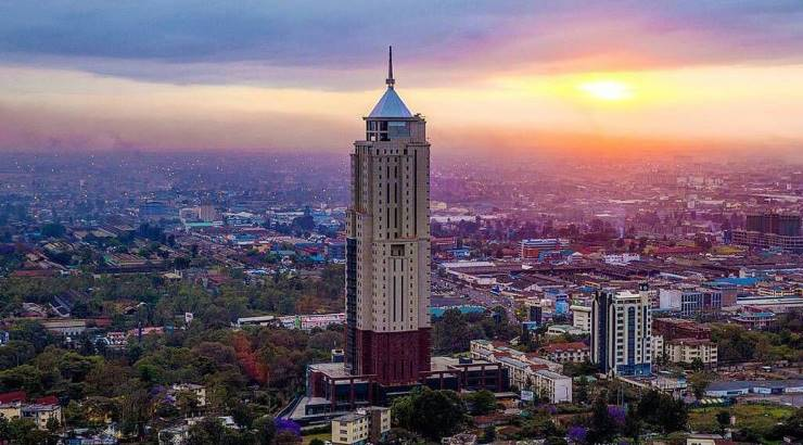 UAP Tower Upperhill