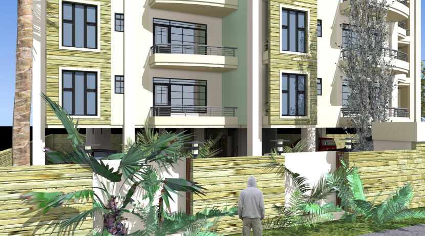 Nairobi west kisauni road 2 bedroom apartment with - 2 master bedroom houses for sale ...