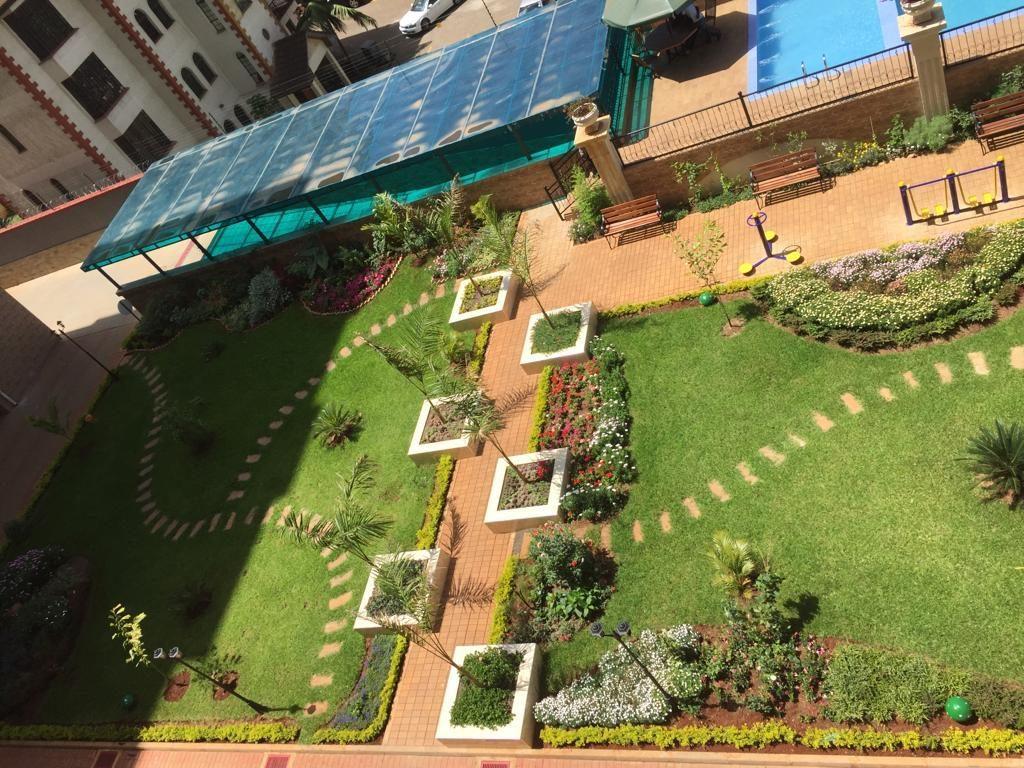 Crest Park Apartment