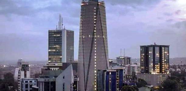 Nairobi City economy